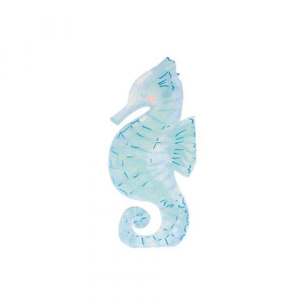 tovaglioli ippocampo cavalluccio marino