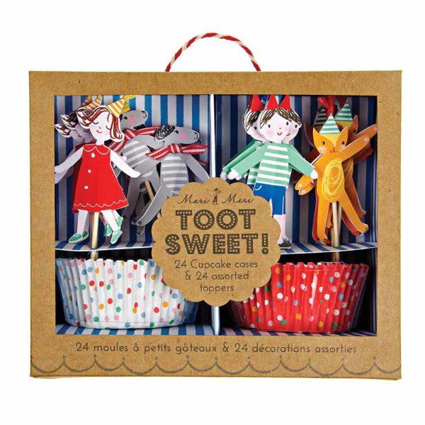 Meri Meri Cupcake Kit Children's