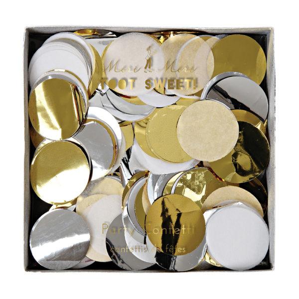 Coriandoli Metallic