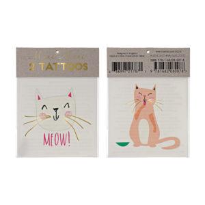 Tatuaggi Cat 1