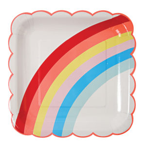 Piatti Large Rainbow  1