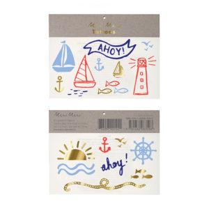 Tatuaggi Nautical 1