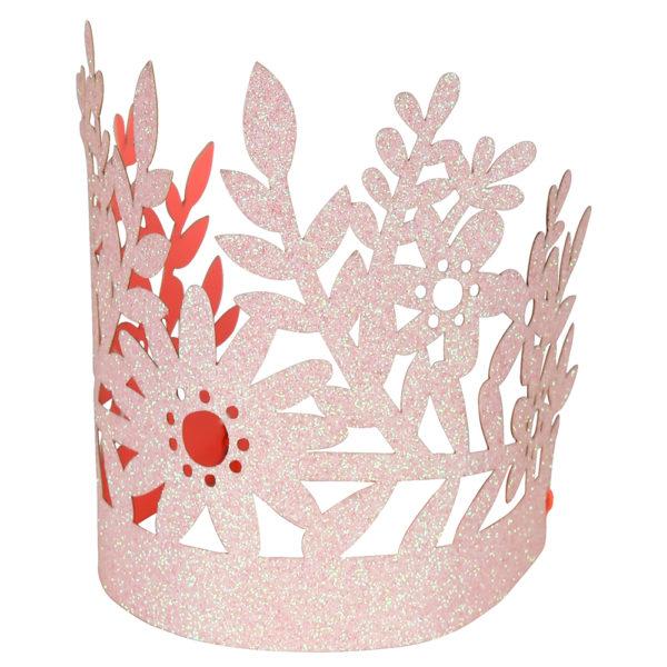 Corona Pink Glitter
