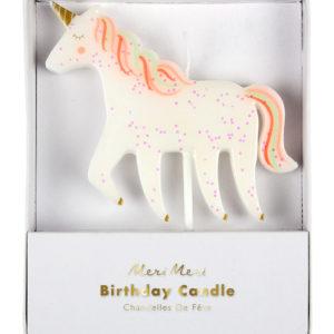 Candela Unicorn Glitter 1