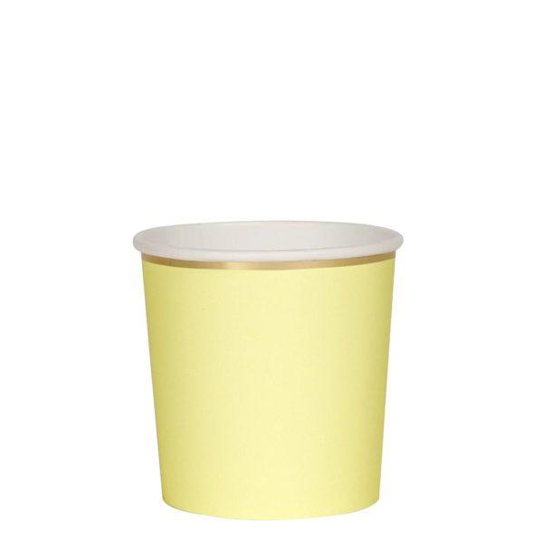 Bicchieri Pale Yellow