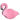 Piatti Pink Flamingo  1