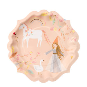 Piatti Magical Princess  1