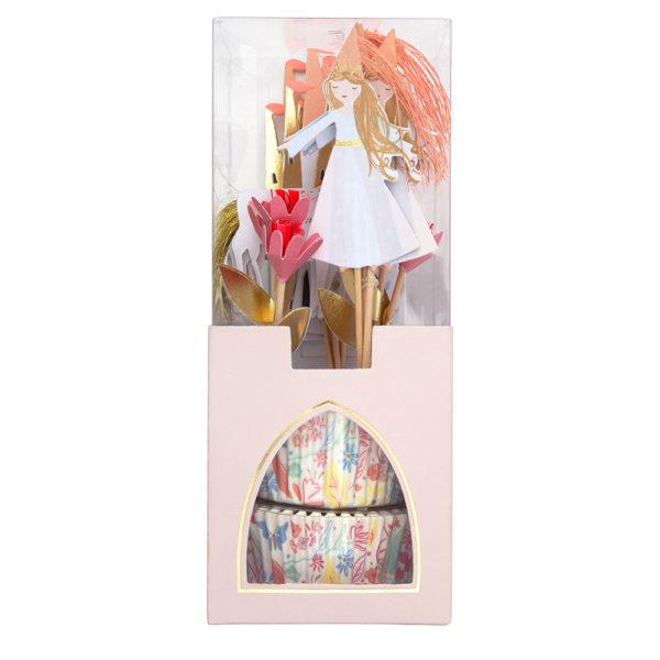 Cupcake Kit Magical Princess