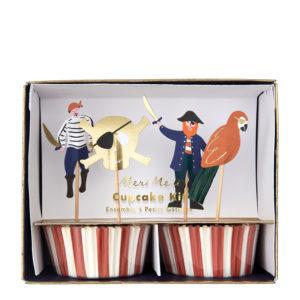 Cupcake Kit Pirates Bounty  1