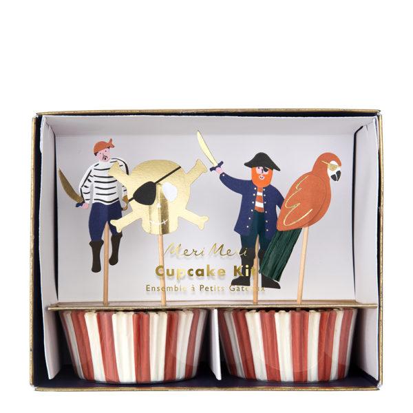 Cupcake Kit Pirates Bounty