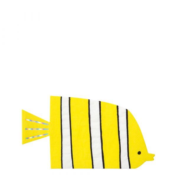 Tovaglioli Under The Sea Fish