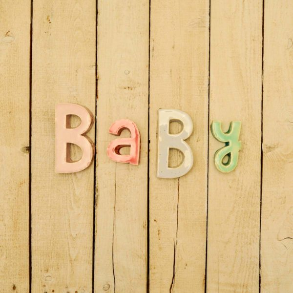 Scritta Baby
