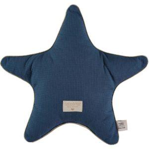 Aristote Cuscino Stella night blue 1