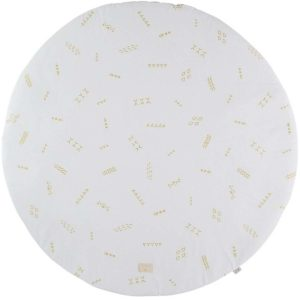 Full Moon Tappeto Gioco Grande gold secrets / white 1