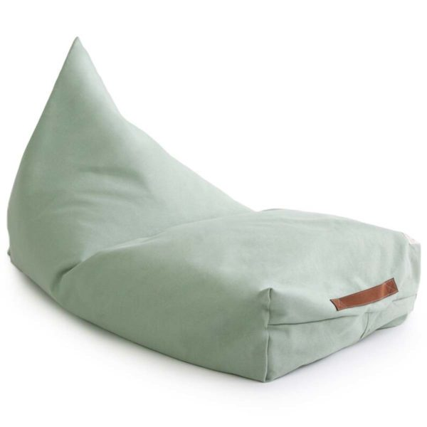 Oasis Pouff provence green