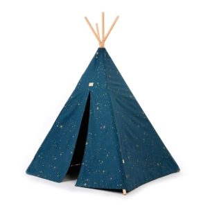 Phoenix Teepee gold stella / night blue 1