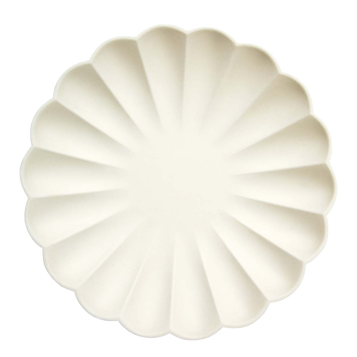 Piatti Cream Simply Eco Large 1