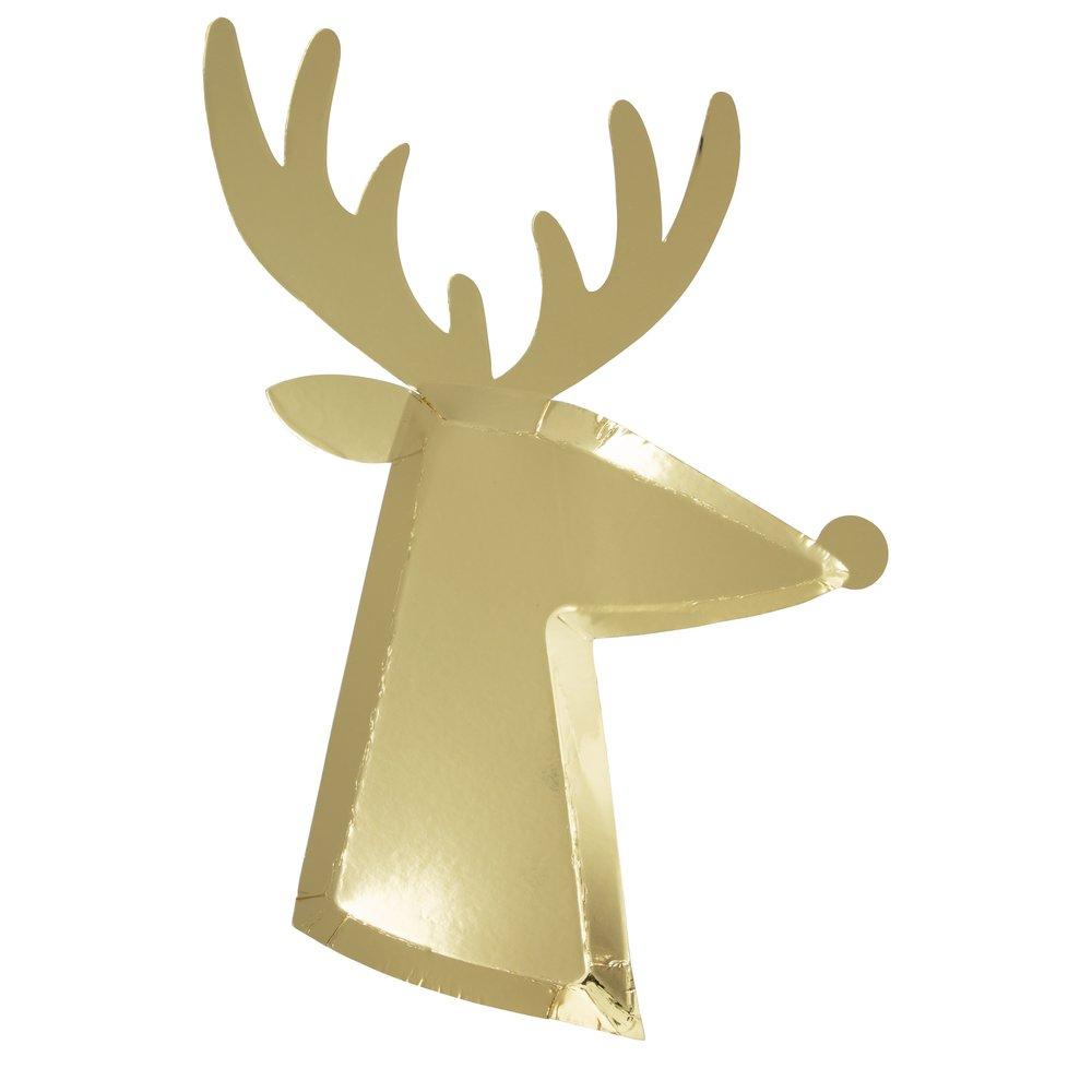 Piatti Gold Reindeer 1