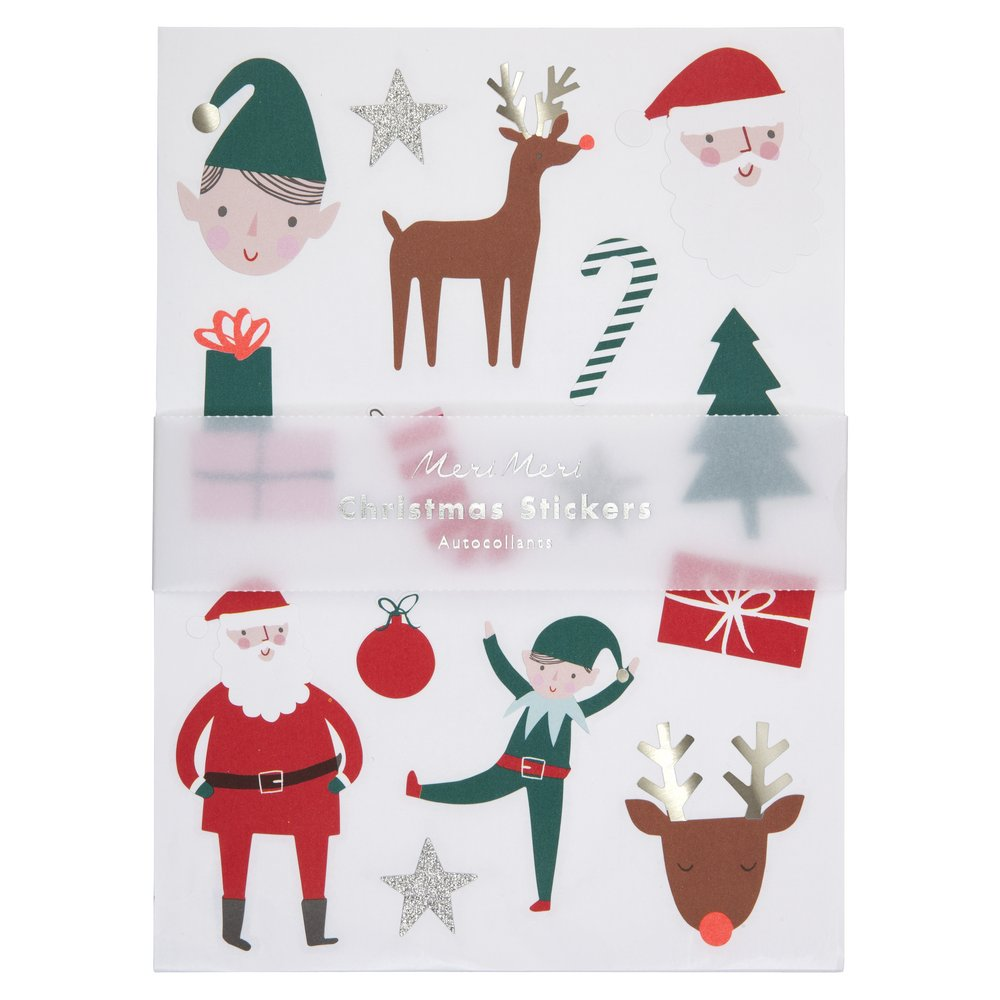 Sticker Christmas Icons