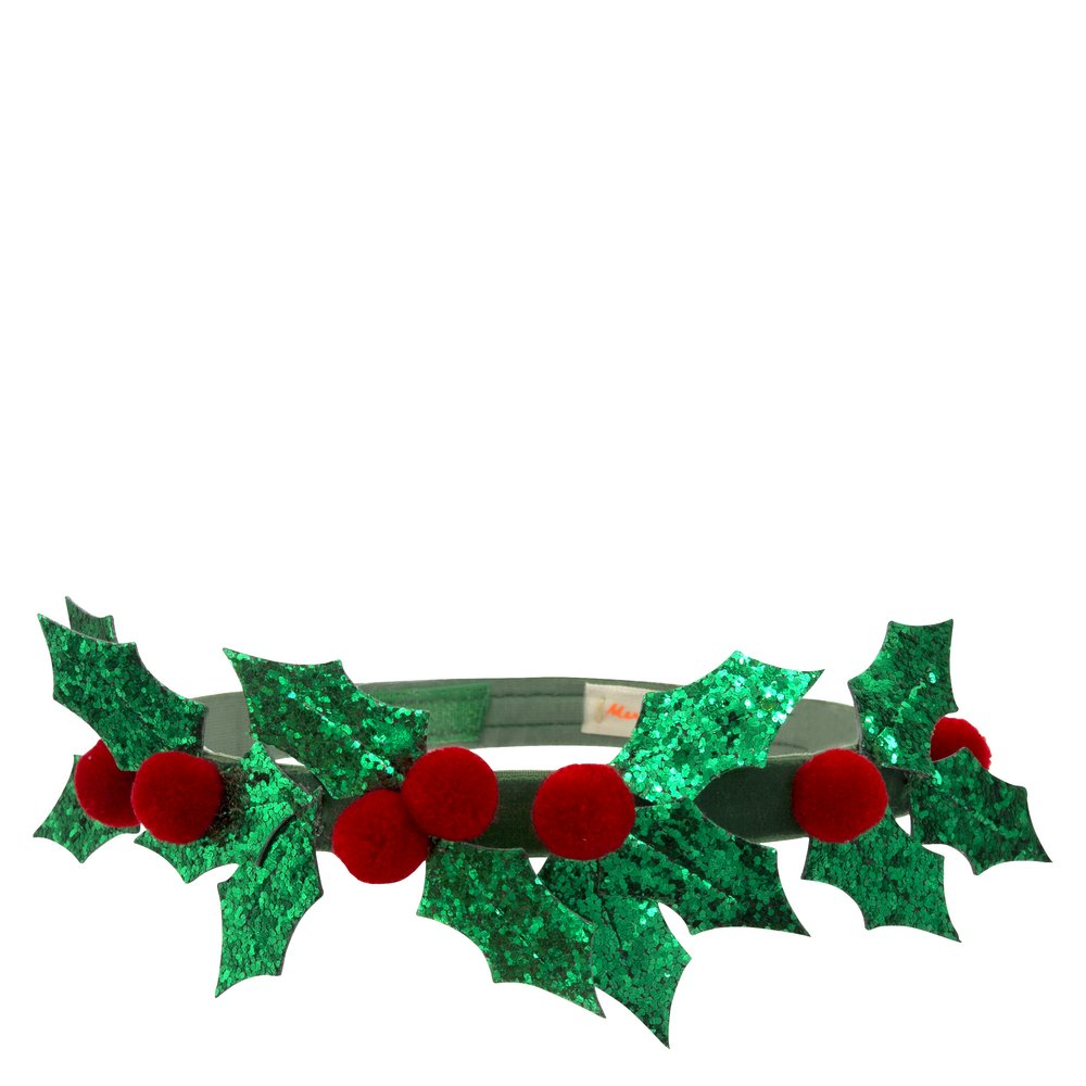 Fasce Glitter Holly
