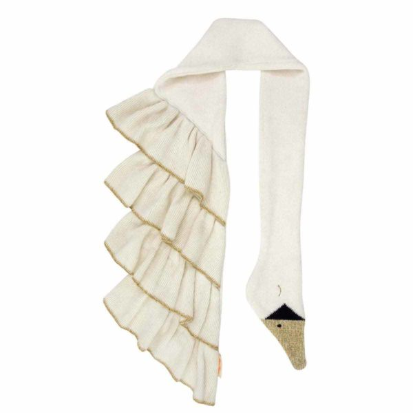 Meri Meri Sciarpa Knitted Swan