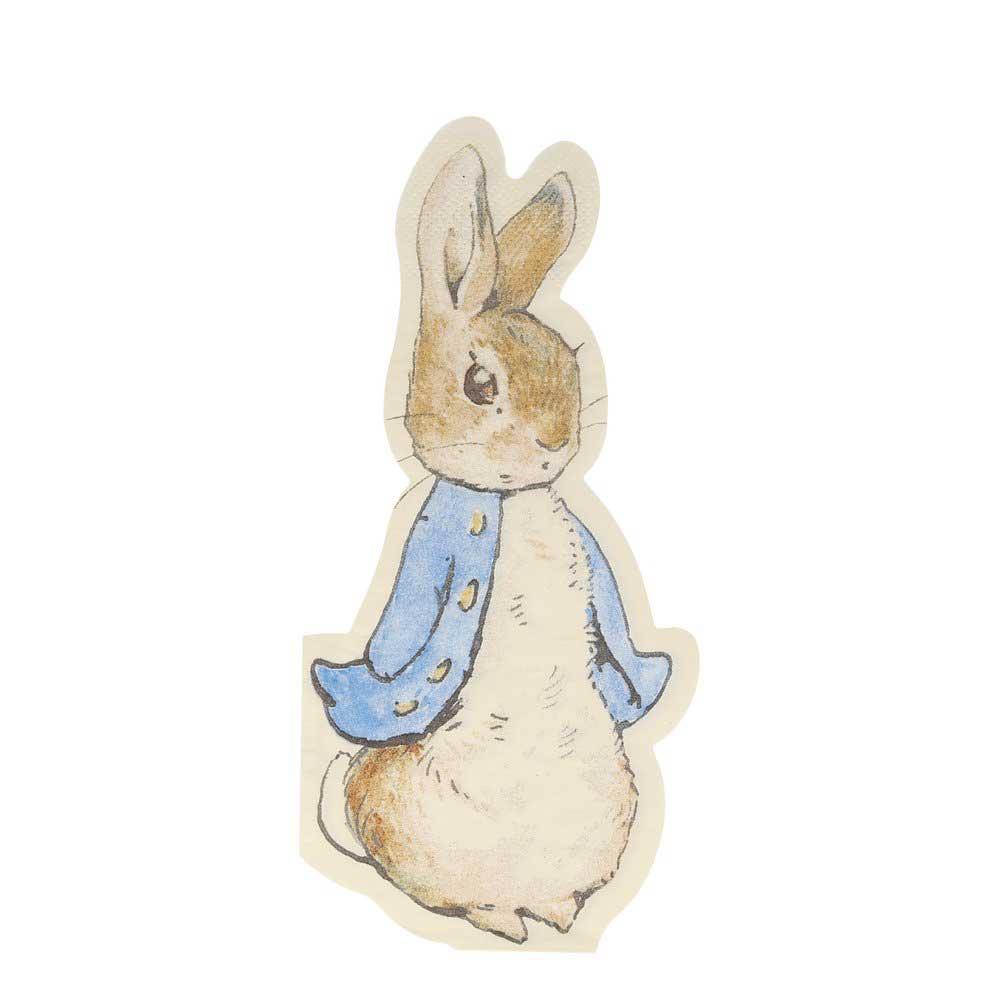 Meri Meri Tovaglioli Peter Rabbit