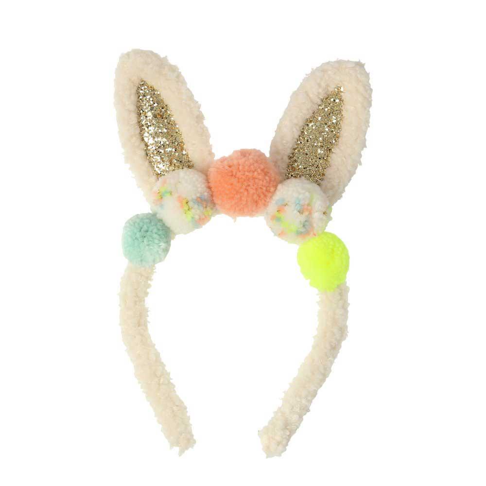 Pompom Bunny Ear Dress Up Kit