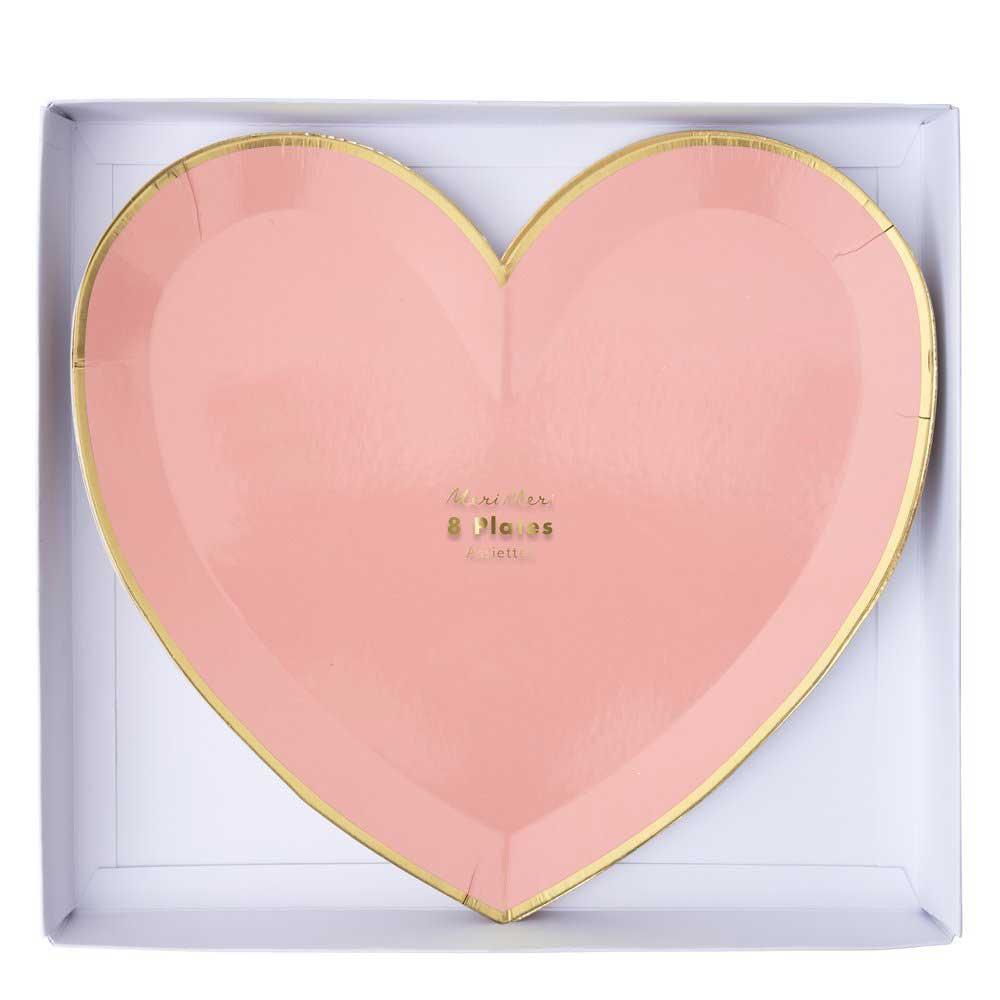 Piatti Large Pastel Palette Heart