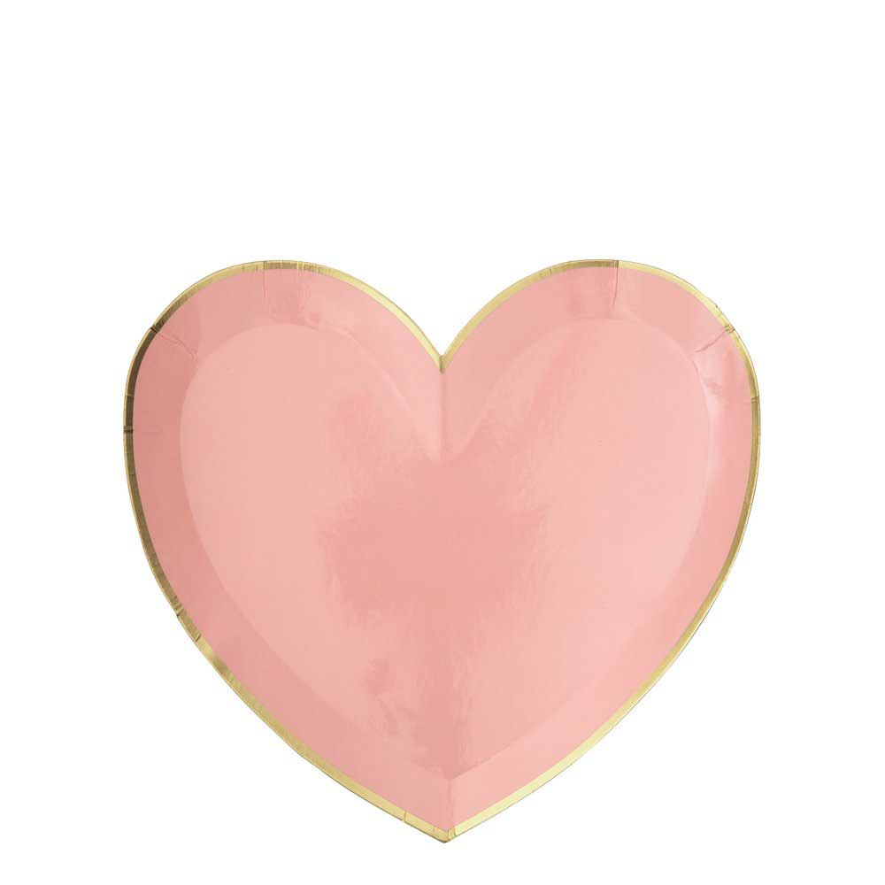 Piatti Small Pastel Palette Heart