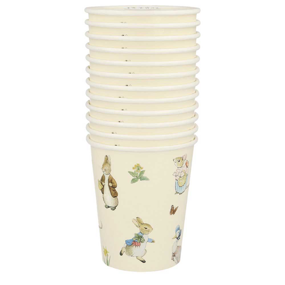 Bicchieri Peter Rabbit & Friends Cups