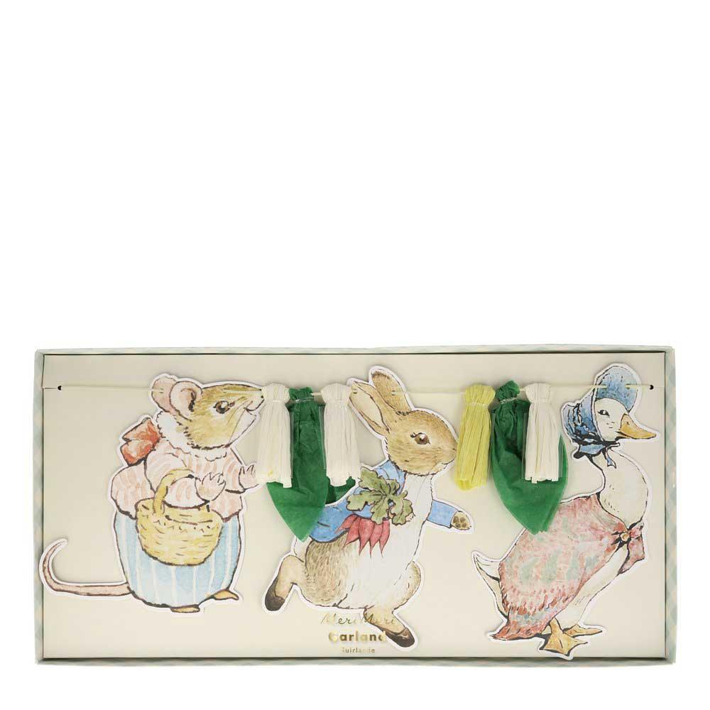 Ghirlanda Peter Rabbit & Friends