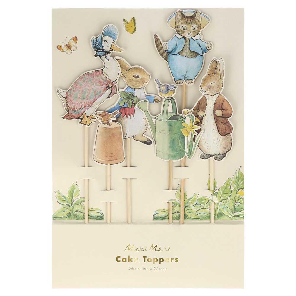 Decorazione Torta Peter Rabbit & Friends