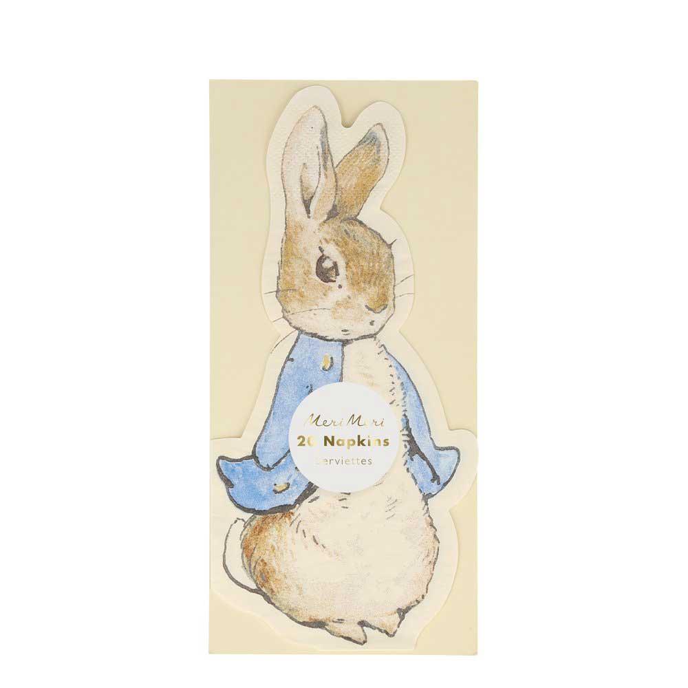 Tovaglioli Peter Rabbit
