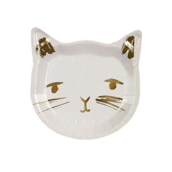 meri meri piatti gatto