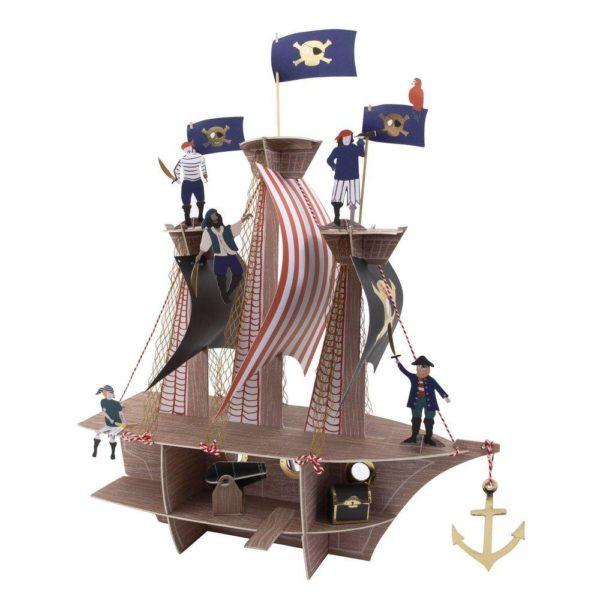 centrotavola pirati