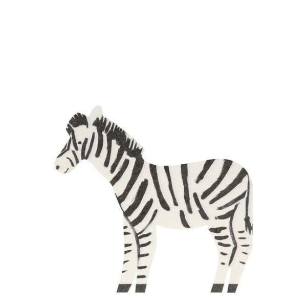 tovaglioli zebra