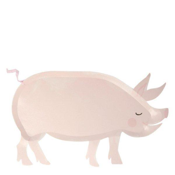piatto maialino