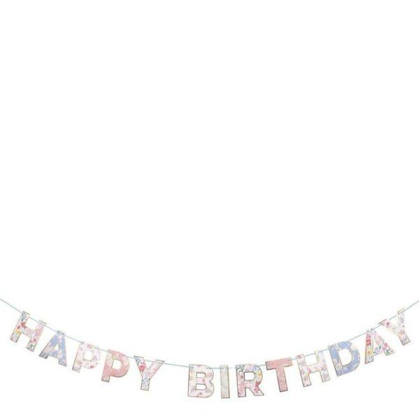 ghirlanda buon compleanno