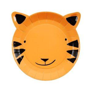 piatto tigre