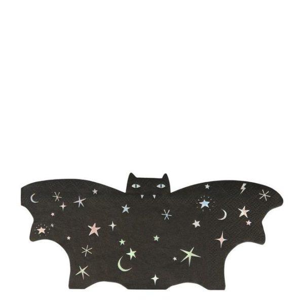 tovaglioli halloween pipistrello