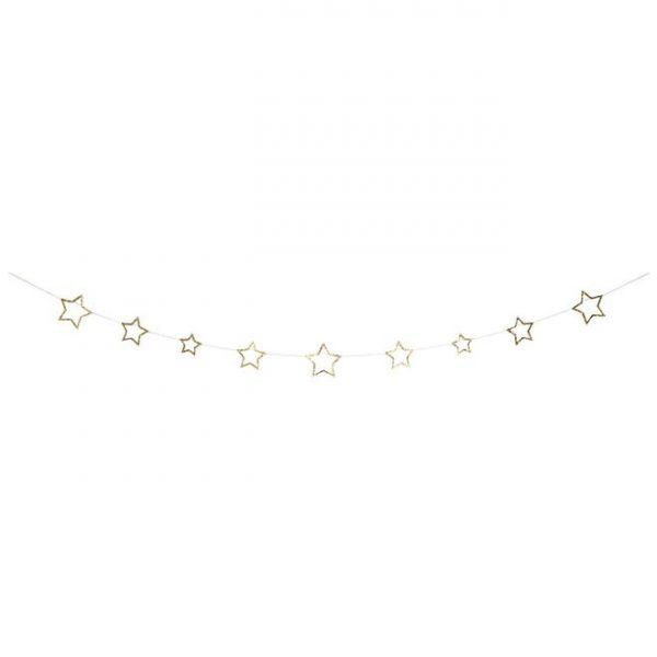 stelle glitterate