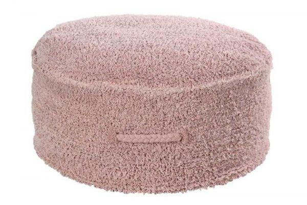 pouff rosa