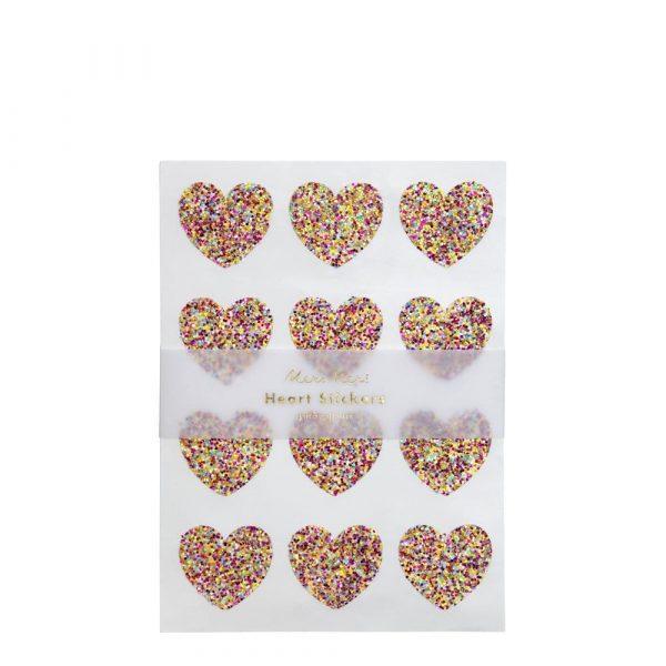 adesivi cuore