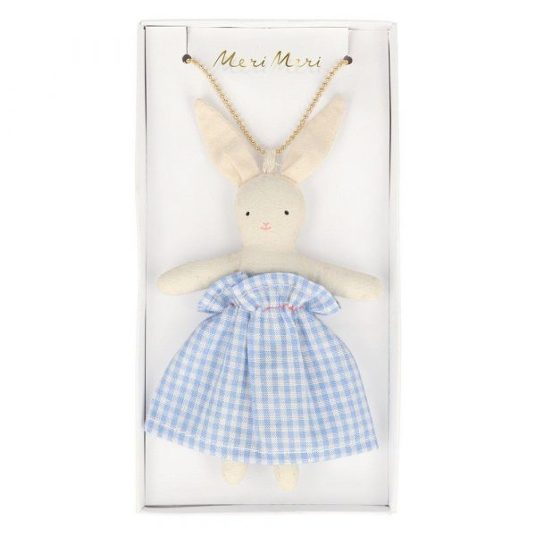 collana coniglio