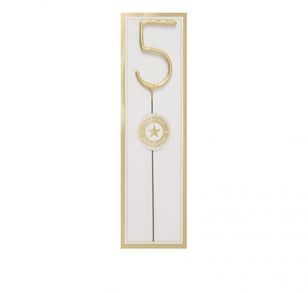 candela scintillante 5