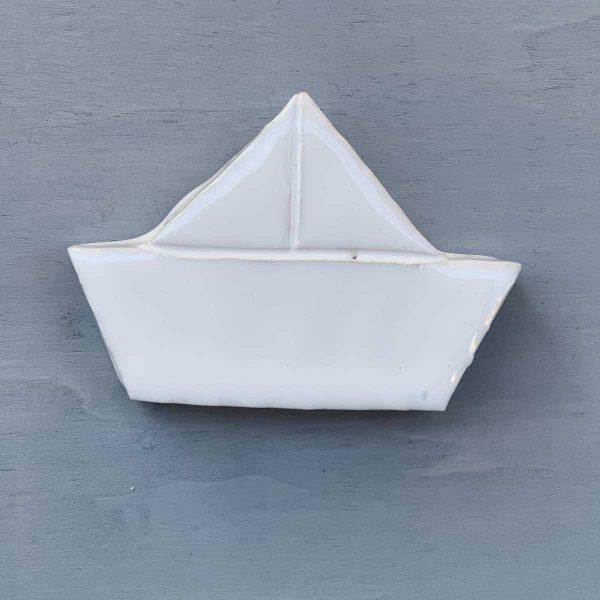 barca barchetta di carta