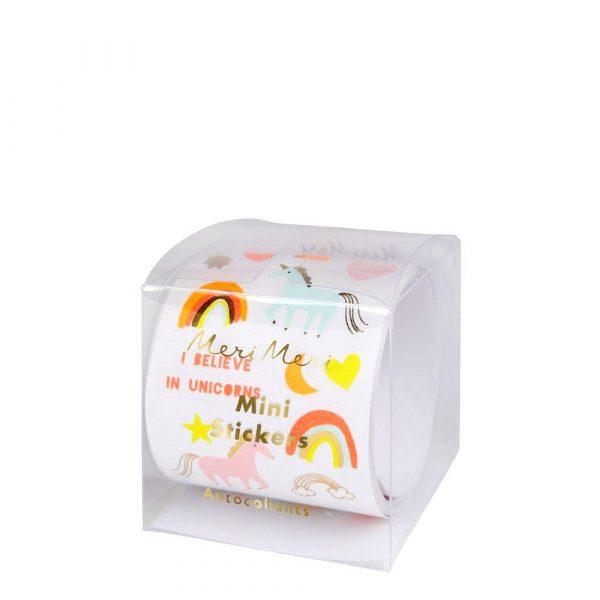 adesivi unicorno
